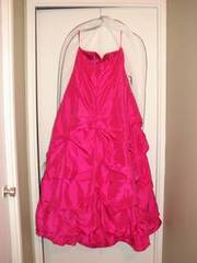 Pink Wedding/Prom dresses