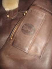 Vintage Aviator Jacket (Unisex)