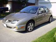 2001 Pontiac Sunfire - 4 dr - standard