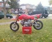 2000 Honda XR 50