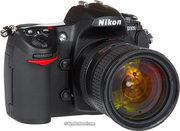 Nikon D300 is brand new