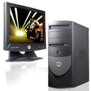 Dell OptiPlex GX260 with LCD Monitor - Black Friday Deal!